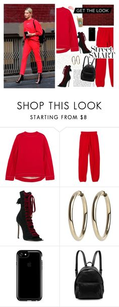 """""""get the look: hailey baldwin :: street style"""" by wondrousbeing ❤ liked on Polyvore featuring Baldwin, Marni, Dsquared2, WALL, Speck, STELLA McCARTNEY, StreetStyle, chic and polyvorecommunity"""