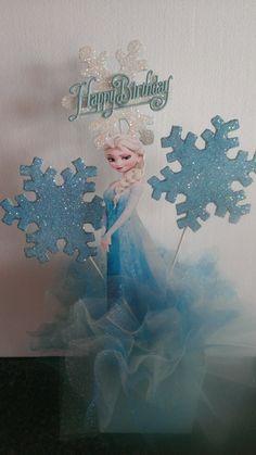Frozen Centerpiece