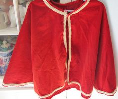 Vintage Girl Cape by lishyloo on Etsy, $15.00