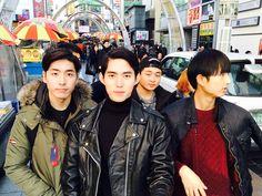 Korean fashion In busan