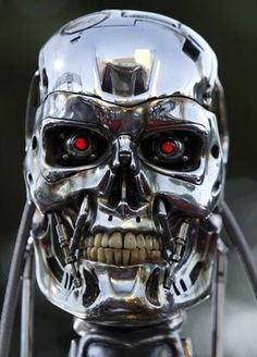 Terminator movie robot