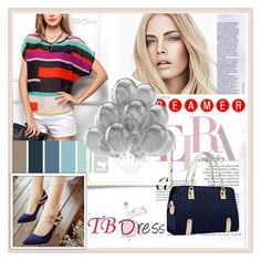 """""""TBDRESS 25"""" by djulovic-mirela ❤ liked on Polyvore featuring moda, Seed Design ve Burberry"""