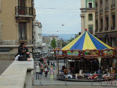 Poucas horas nessa cidade linda, mas valeu a pena! Genebra tem aquela calma e beleza que a só a Suíça tem. #TBT #Genève #2014