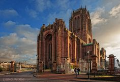 Liverpool Anglican Cathedral | by Dave Wood Liverpool Images