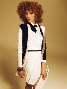 Barbara Bertuzzi for Urban Tribe on @Glamour Italia! #fashion #editorial