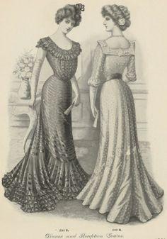 Edwardian Era Clothing