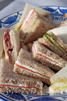 Buffet froid id es cuisine pinterest buffet de f te - Idee de sandwich froid ...