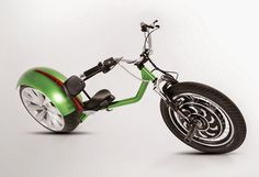 Chop-E Electric Bike Goes 329 Miles For 1$ (video)