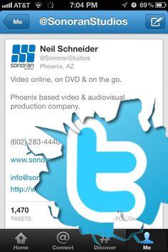 AV production by Sonoran Audiovisual in Phoenix. www.sonoranstudios.com/av - 602-283-4440 or av@sonoranstudios.com