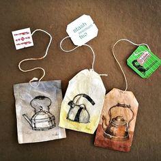 #tbt Day 319 Which tea kettle are you? #stashtea #tenren