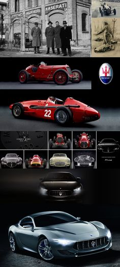 Maserati History: We have experience over 100 years luxury and design. http://www.ruelspot.com/maserati/learn-about-the-rich-history-of-maserati-cars/ #MaseratiHistory #Maserati  #Maserati100
