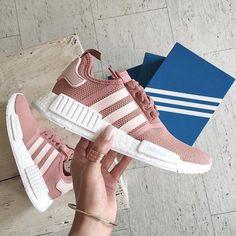 Adidas NMD R1 Raw Pink. . . . Fall just got more cozy. . . . Select sizes remaining at kickbackzny.com.