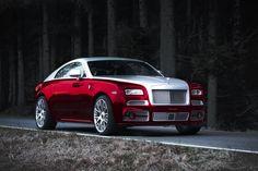 Rolls-Royce Wraith | -= M A N S O R Y =- COM EN