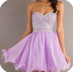 Pink Short Sparkle Dress
