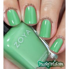 Zoya Nail Polish in Josie shared via Instagram by valesha