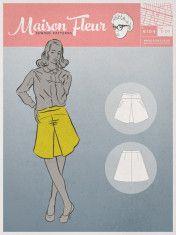 Maison Fleur Patterns 6104 Front Cover