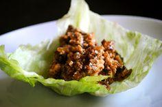 pF Chang's Tofu Lettuce Wraps remake