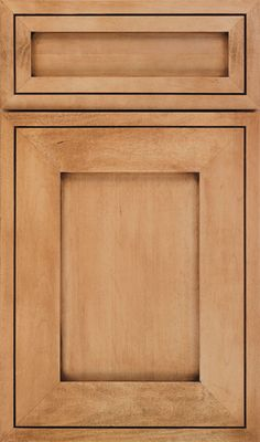 Airedale 5-Piece Maple Shaker Style Cabinet Door in Natural Coffee --- LOL -