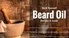 Learning how to make beard oil is a skill that offers numerous benefits. It can save you money, help moisturize your skin, and soften your beard. Grow A Thicker Beard, Thick Beard, Diy Beard Oil, Best Beard Oil, Natural Hair Growth, Natural Hair Styles, Simple Diy, Easy Diy, Beard Care