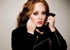 """Adele.. because she says things like this """"When it comes to staying myself -- my career isn't my life, it doesn't come home with me. So it's a piece of piss staying grounded and not being changed by it."""""""