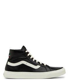 VANS MADE IN ITALY BY DIEMME MONTEBELLUNA BLACK LOW TOP SNEAKER-SS14VANS2 - SneakerBoy