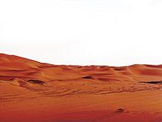 Red Landscape - Brendan Austin