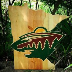 Minnesota Wild Hockey Home Decor
