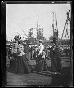 [Spanish-American War, naval ships, San Francisco Bay]