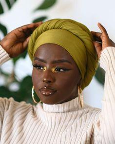 Hair Wrap Scarf, Hair Scarf Styles, Curly Hair Styles, African Hair Wrap, African Head Wraps, African Hairstyles, Headband Hairstyles, Natural Hair Updo, Natural Hair Styles
