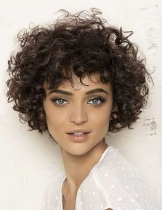 15.Short Curly Hair 2015                                                                                                                                                                                 More