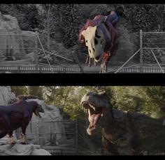 T Rex Jurassic Park, Jurassic Park World, Disney Dinosaur, Dinosaur Art, Michael Crichton, Thriller, Science Fiction, Jurassic World Fallen Kingdom, Falling Kingdoms