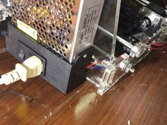 MOSFET wiring on A8 3d printing diy, 3d printing
