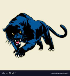 """Universe of goods - Buy """"Tri Mishki Blue panther print colorful car sticker Decals Accessories animal on Car auto Sticker araba aksesuar """" for only USD. Black Panther Tattoo, Black Panther Party, Black Panther Drawing, Free Vector Images, Vector Art, Panther Print, Sports Decals, Art Painting Gallery, Banner Printing"""