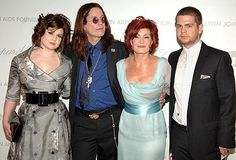Ozzy and Sharon Osbourne are doing some house-cleaning. The rocker and his wife are selling art, furniture and collectibles from their homes in Malibu, Beverly Hills and England. The auction will also feature items from their MTV reality show Jack Osbourne, Ozzy Osbourne, High Ponytail Hairstyles, High Ponytails, Ozzy And Sharon Osbourne, Good Funny Movies, Alternative Music, Black Sabbath, Boots For Sale