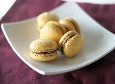 Denny Chef Blog: Macarons di banana e nutella