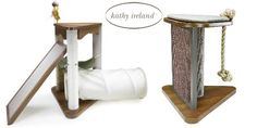 Kathy Ireland Loved Ones Cat Furniture Now Available from Amazon