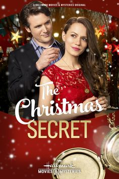 """The Christmas Secret"" (2014) - Premieres Sunday, December 7, 9/8c on Hallmark Movies & Mysteries. A great Movie!"