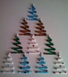 really cute fused glass christmas trees imagine a window full of these