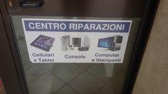 Ripariamo Smartphone, Tablet, PC, Notebook, Console e stampanti