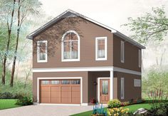 Elevation of Plan ID: 45564