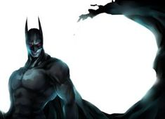 Batman by JamesTheShark
