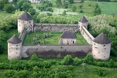 The Former fortress, founded by Lampert of the House Hunt -Poznan as Premonstratensian monastery before the year Manor Houses, Abandoned Castles, Hospitals, Homeland, Around The Worlds, Mansions, Villas, Mansion, Palaces