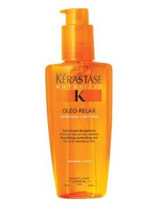kerastase for normal to dry hair as well as damaged to sensitized hair- rebalances and adds nutrition- for curly hair