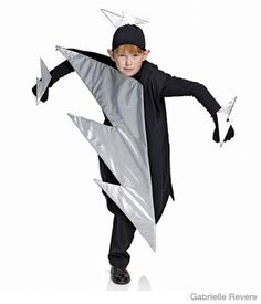 Lightning Bolt Costume - Parenting.com