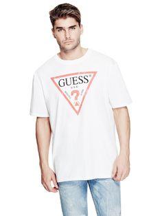 GUESS Originals Classic Logo Tee