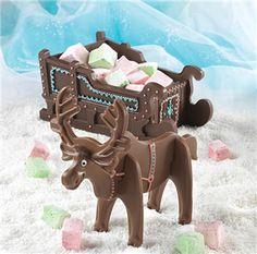 Sven's Fantastic Chocolate Sleigh