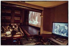 Control Room ||||| Sala di controllo