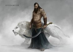 ArtStation - Yigit Koroglu's submission on Ancient Civilizations: Lost & Found - Character Design