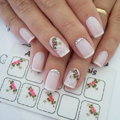 Best Nail Art Designs 2018 Every Girls Will Love These trendy Nails ideas would gain you amazing compliments. Check out our gallery for more ideas these are trendy this year. Best Nail Art Designs, Nail Polish Designs, Beautiful Nail Designs, Beautiful Patterns, Garra, French Polish, Diy Entertainment Center, Nail Technician, Cool Nail Art