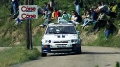 Ford Escort RS Cosworth - with pure engine sounds (WRC Tour de Corse 1993) Quando l'ovale blu filava...